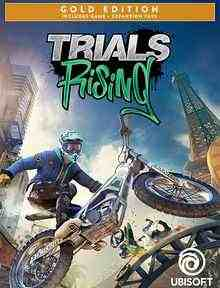 Trials Rising Gold Edition Key kaufen
