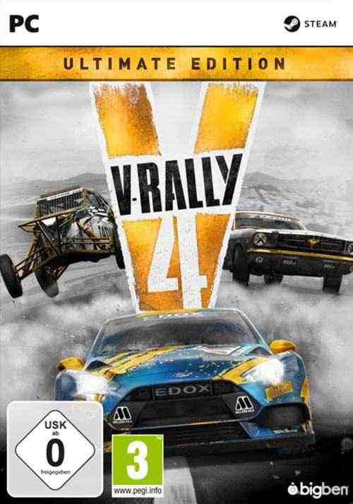 V-Rally 4 Ultimate Edition Key kaufen