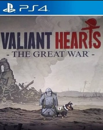 Valiant Hearts The Great War PS4 Code kaufen