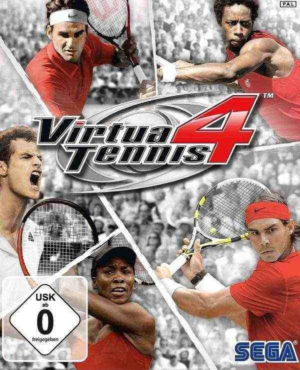 Virtua Tennis 4 Key kaufen und Download