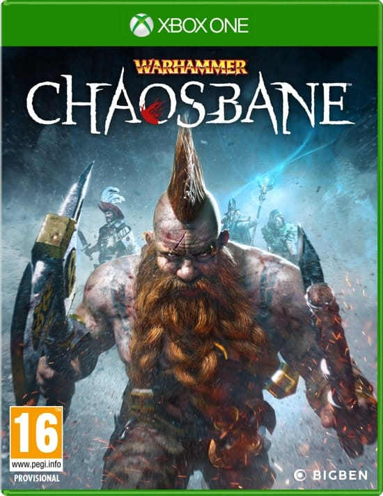 Warhammer Chaosbane XBox One Download Code kaufen