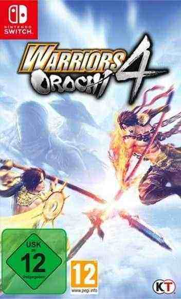 Warriors Orochi 4 Nintendo Switch Download Code kaufen