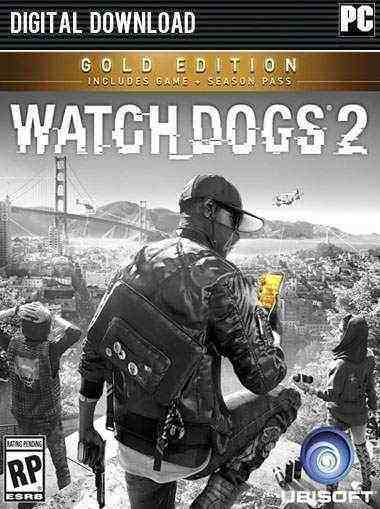 Watch Dogs 2 Gold Edition Key kaufen für UPlay Download