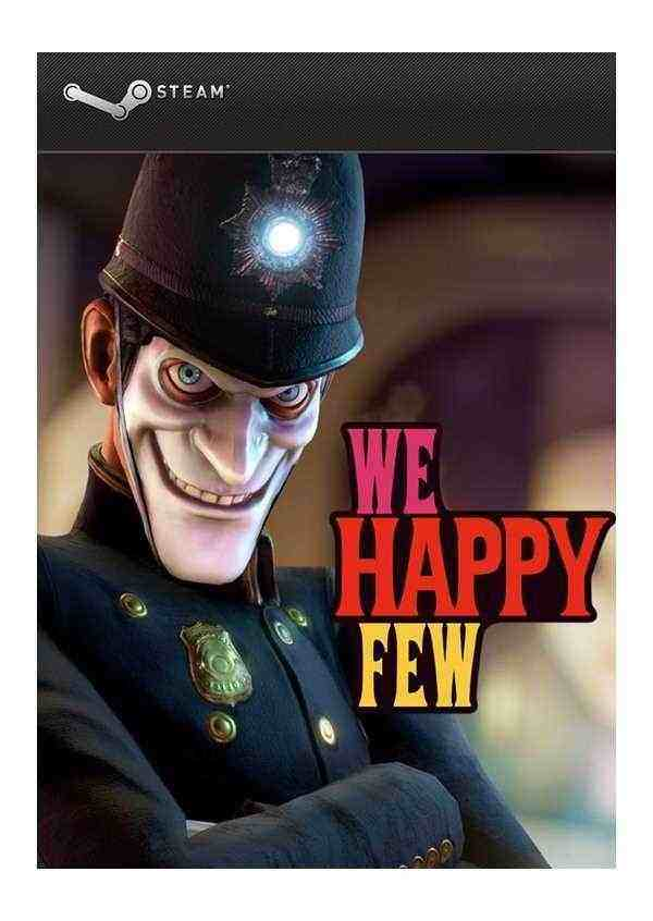 We Happy Few Key kaufen für Steam Download