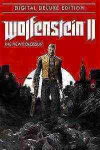 Wolfenstein 2 New Colossus Digital Deluxe Edition Key kaufen