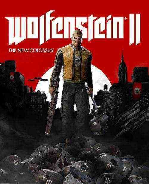 Wolfenstein 2 New Colossus Key kaufen (EU-Version)