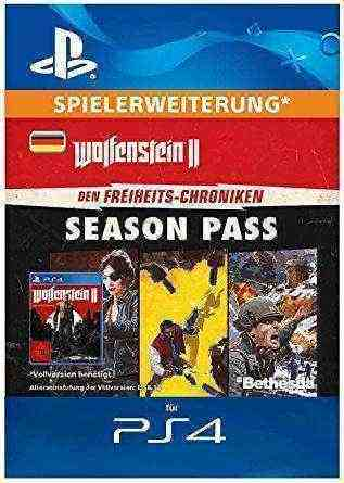 Wolfenstein 2 The New Colossus Season Pass PS4 Download Code kaufen
