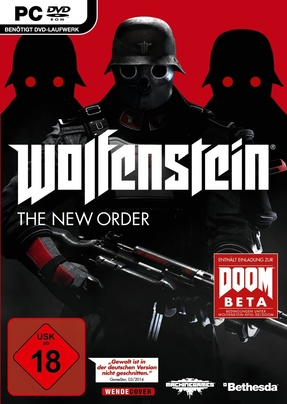 Wolfenstein - The New Order Key kaufen für Steam Download