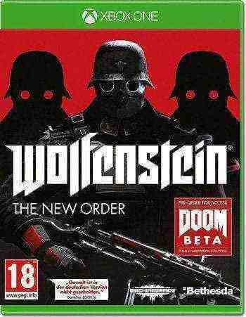 Wolfenstein - The New Order Xbox One Download Code kaufen