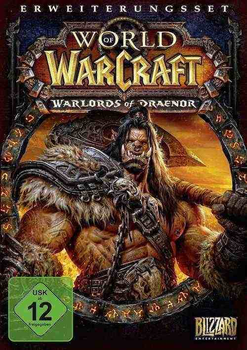 World of Warcraft Battlechest inkl. Warlords of Draenor Key kaufen und Download