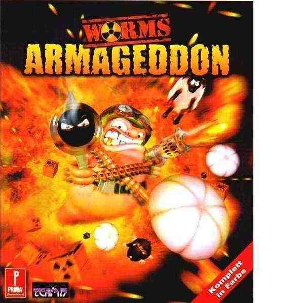 Worms Armageddon Key kaufen für Steam Download