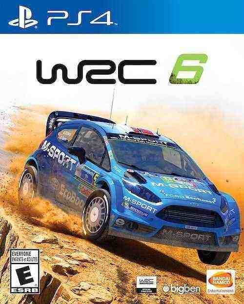 WRC 6 World Rally Championship PS4 Download Code kaufen