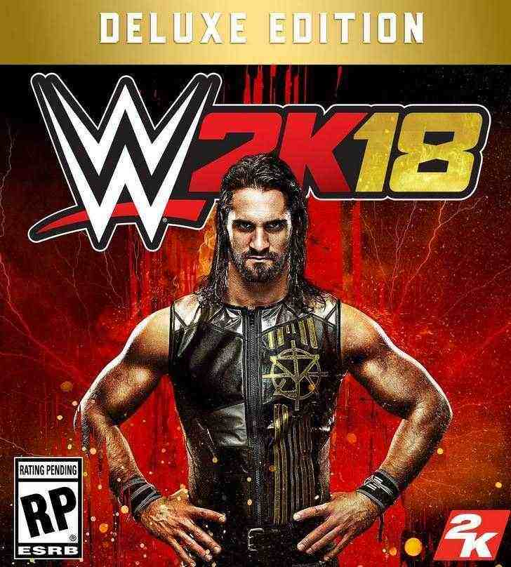 WWE 2K18 Deluxe Edition Key kaufen