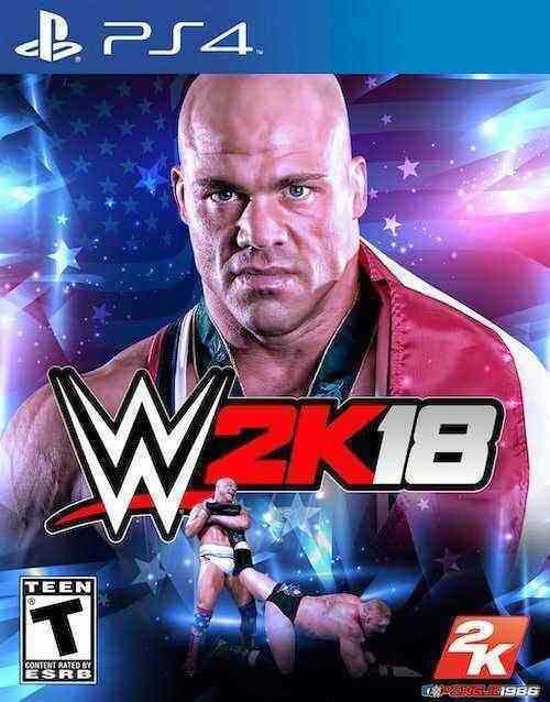 WWE 2K18 PS4 Download Code kaufen