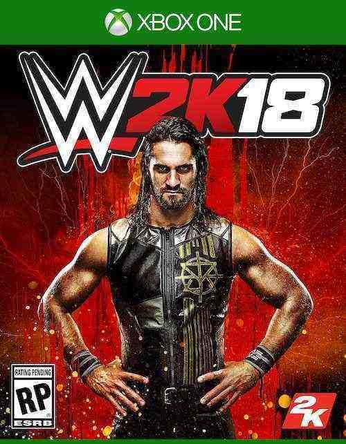 WWE 2k18 Xbox One Download Code kaufen