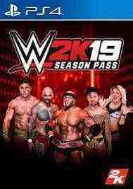 WWE 2K19 Season Pass PS4 Download Code kaufen
