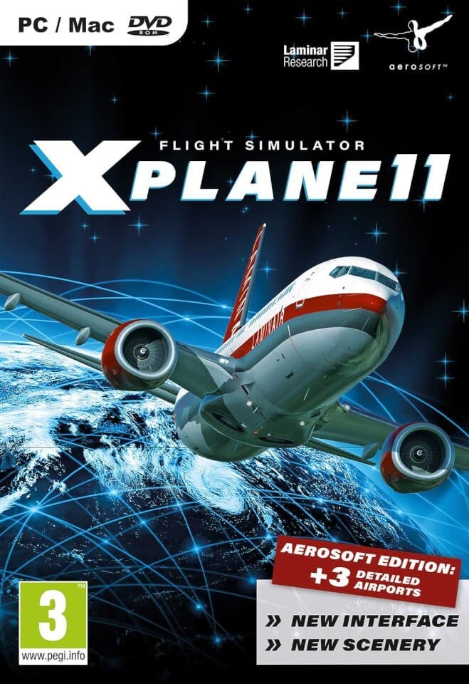 X-Plane 11 Key kaufen für Steam Download