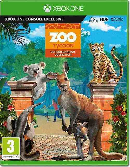 Zoo Tycoon Xbox One Download Code kaufen